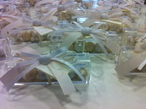 Perle dell'amore... cioccolato bianco e nocciola!!!